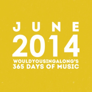 365 days of music: june 2014