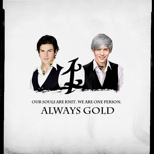 Always Gold - Brothers in more then name