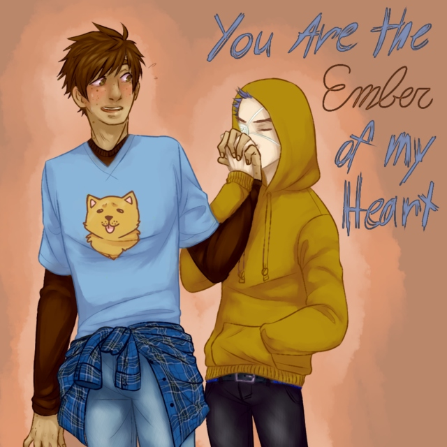 you are the ember of my heart