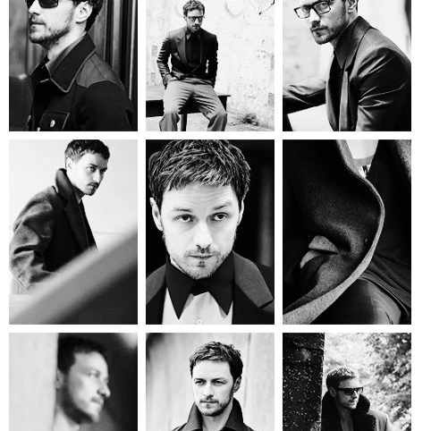 Crying Over James Mcavoy