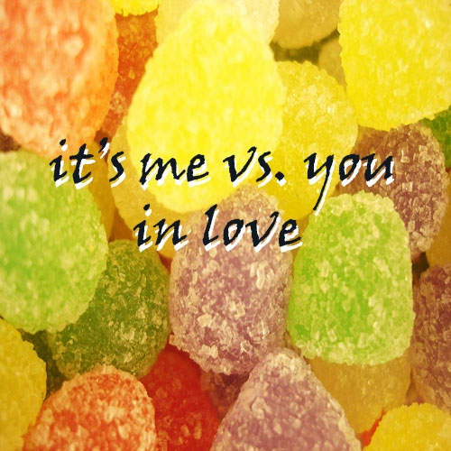 it's me vs. you (a love-hate fanmix)