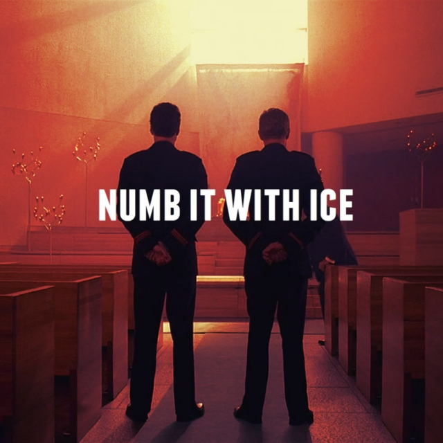 NUMB IT WITH ICE
