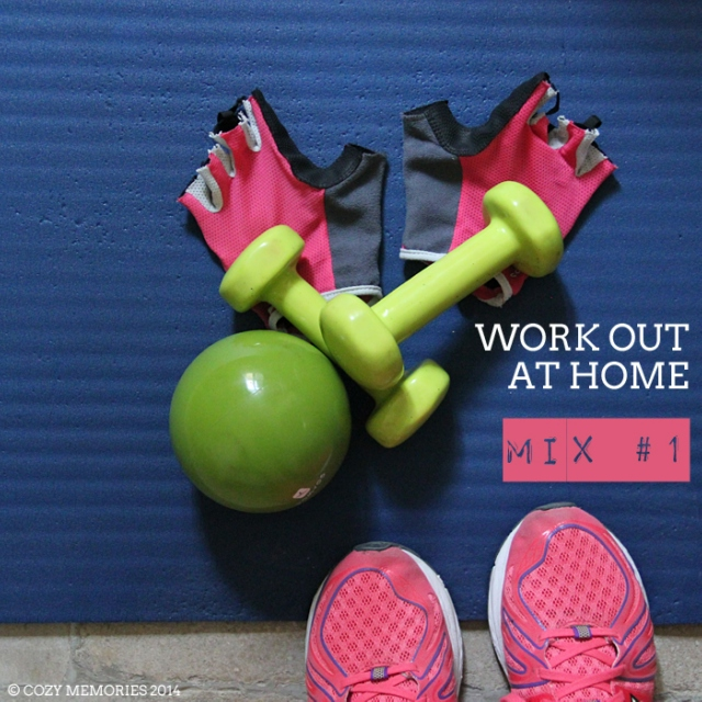 work out at home - mix 1