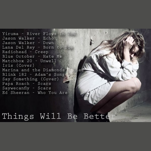 things will be better.