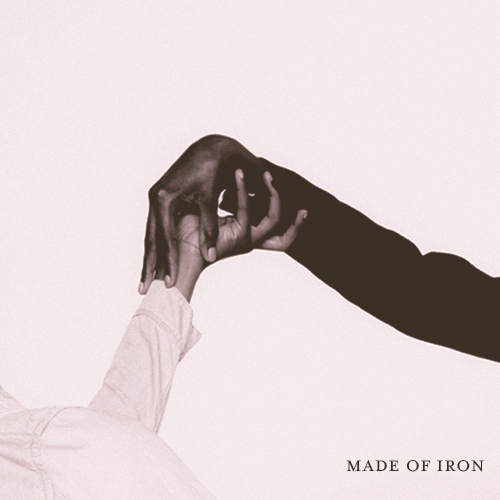 made of iron