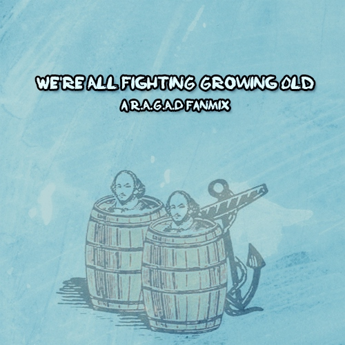 we're all fighting growing old