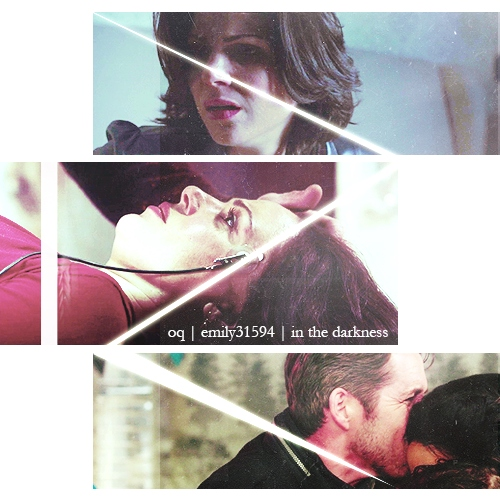 oq;; in the darkness