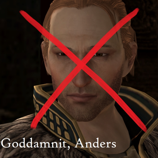 Goddamnit Anders