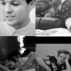 Cuddling with Louis