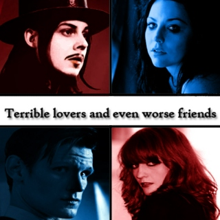 terrible lovers and even worse friends