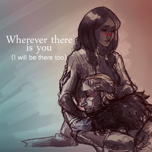 Wherever there is you