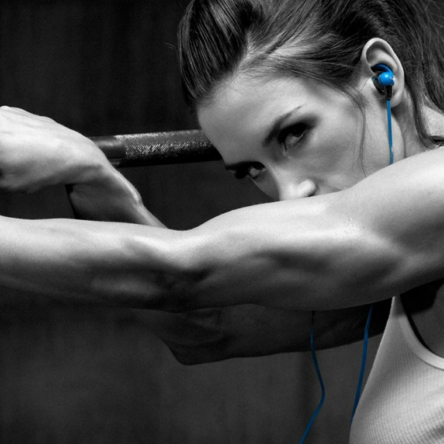 Work Out Those Eardrums
