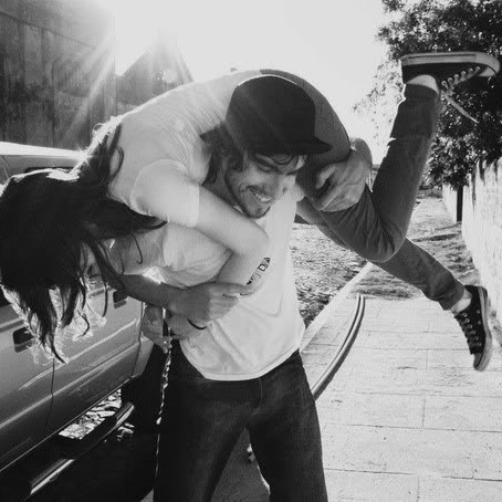 when i'm with you..