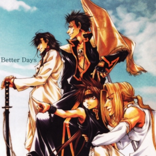 Saiyuki Gaiden - Better Days