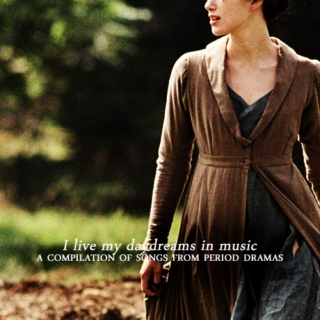 I live my daydreams in music