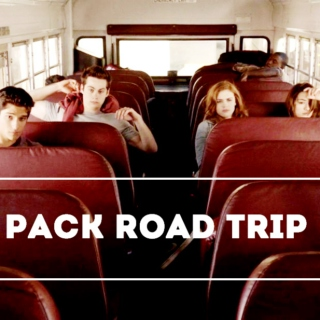 Pack road trip are the best road trips