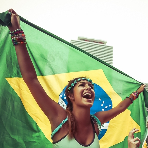 ♡ wake up in brazil part 2