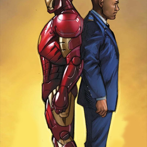 Tony/Rhodey - You're Not Easy To Love
