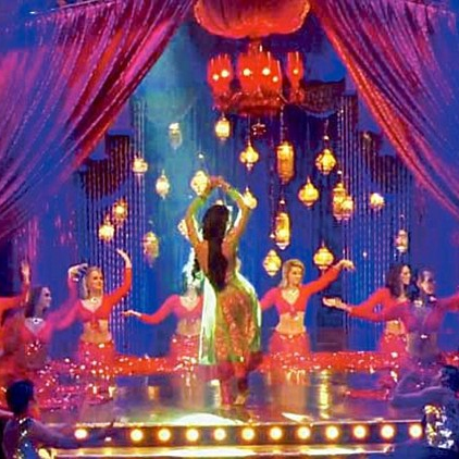 turn up bollywood style