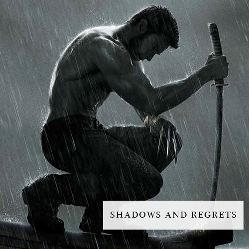 Shadows and Regrets / Wolverine fanmix