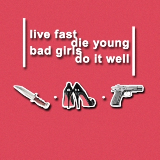 bad girls;
