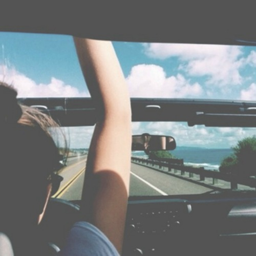 Roadtrip with Ash☮