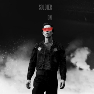 soldier on; a bellamy blake fanmix