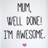For Mumsie