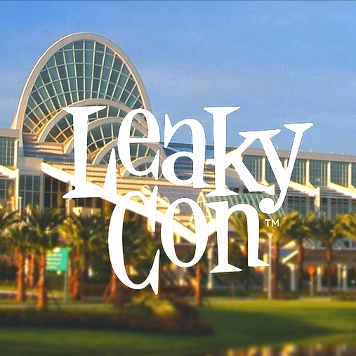 LeakyCon 2014 - Get Ready!