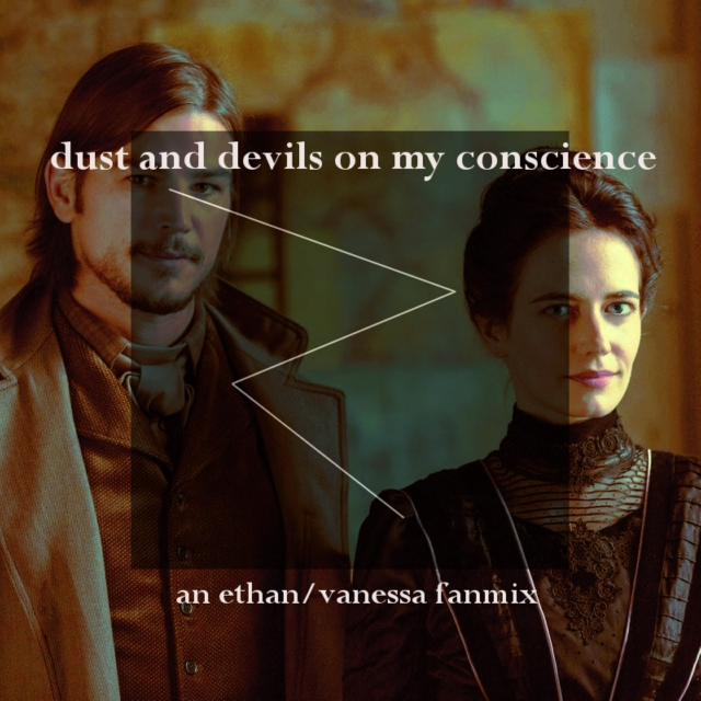 dust and devils on my conscience