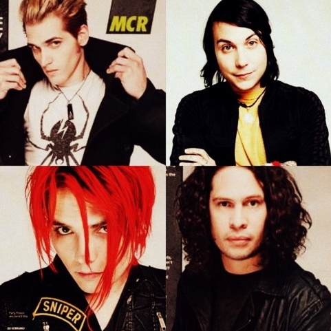 mcr did a thing and i'm still not okay