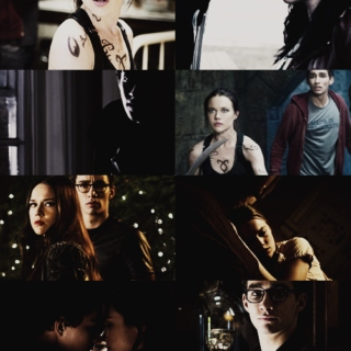you're a heartbreaker, isabelle lightwood.