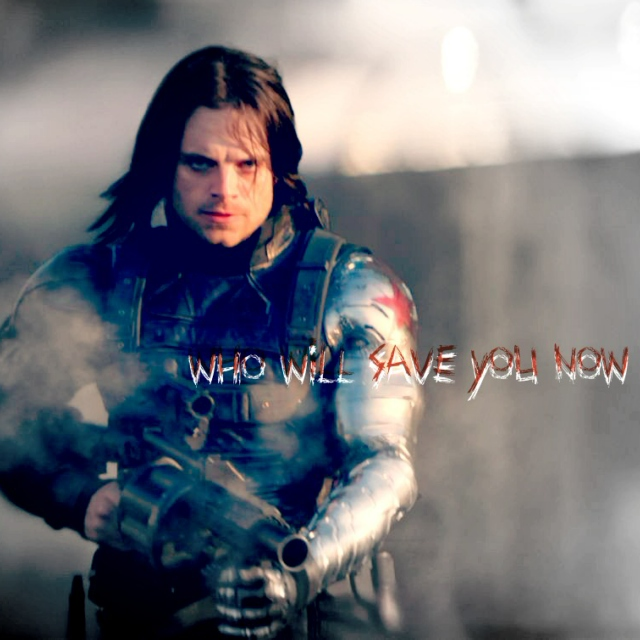 Who Will Save You Now