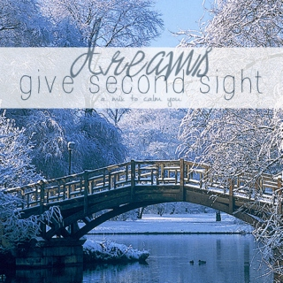 dreams give second sight