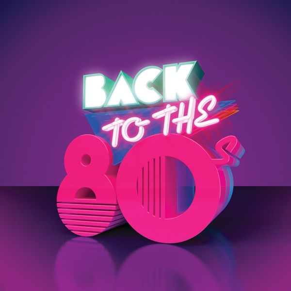 Get back in the 80's