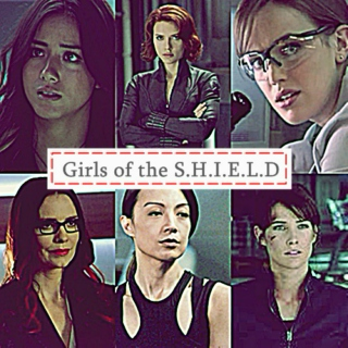Girls of the S.H.I.E.L.D