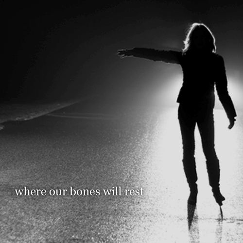 where our bones will rest