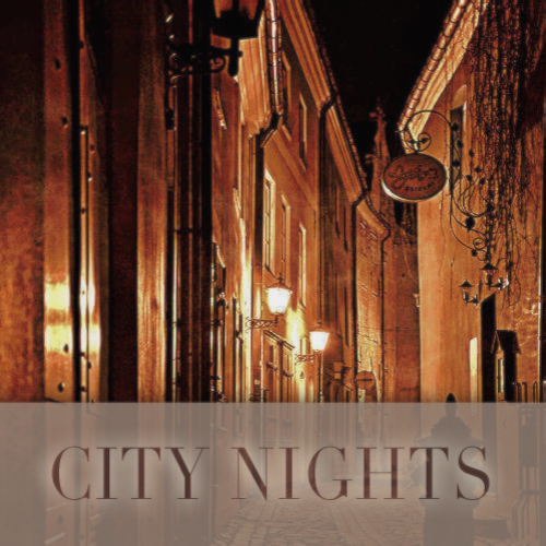 City Nights - side b - Onto The Morning