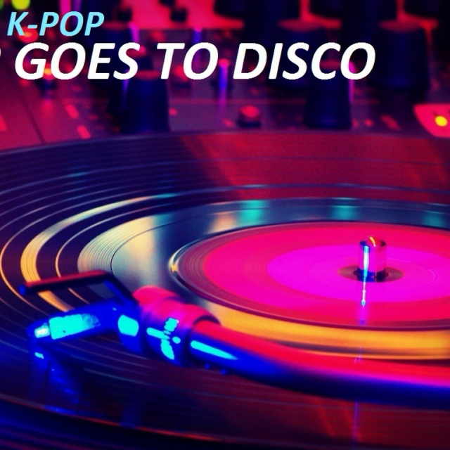 K-pop goes to Disco
