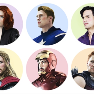 earth's mightiest heroes;