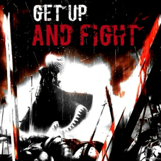 get up and fight | battle mix