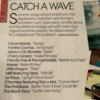 CATCH A WAVE/2