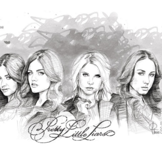 """Pretty Little Liars"" S1 (Part 1)"