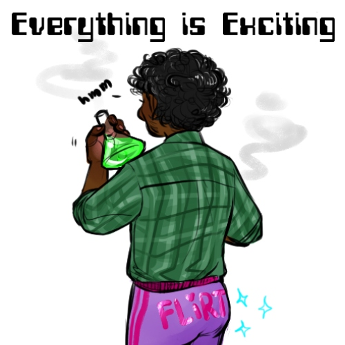 Everything is Exciting