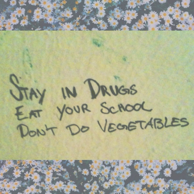 ☯Stay In Drugs☯