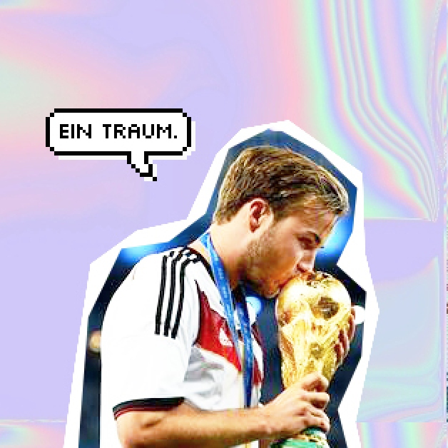 WELTMEISTER '14