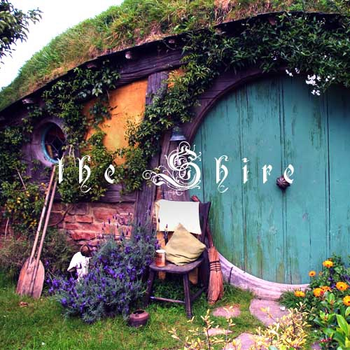 welcome home - songs for the shire