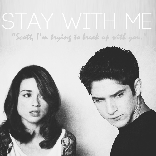won't you stay with me?