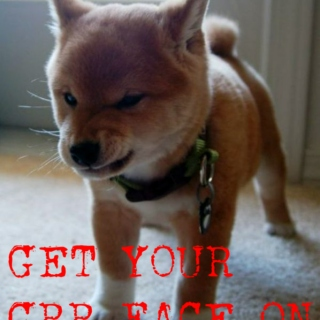Get Your Grr Face On