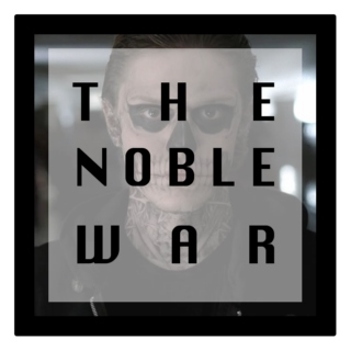 Do you believe in God? (THE NOBLE WAR/Tate Langdon)